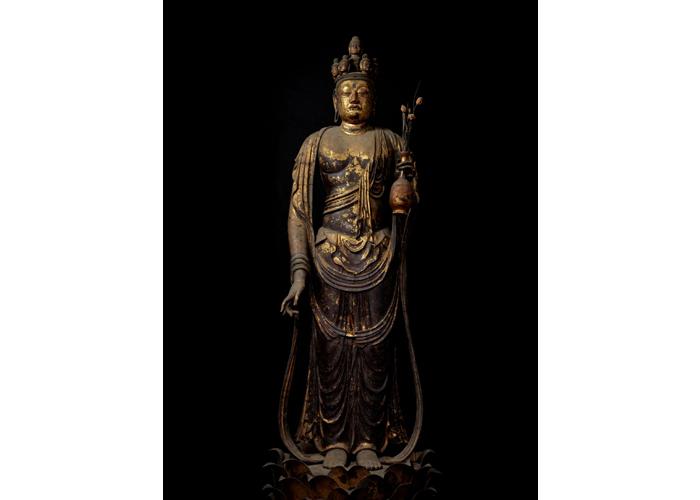 Sacred Treasures of Ancient Nara: The Eleven-Headed Kannon of Shōrinji Temple