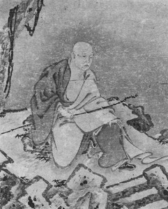 Portrait of the Priest Daidō Ichii_6