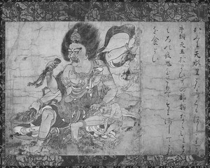 Tenkeisei, God of Heavenly Punishment, Extermination of Evil (J., Hekija-e)_5