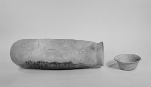 陶棺(伝奈良県天理市出土)