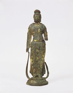 Standing Bosatsu (Skt. Bodhisattva)