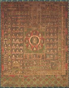 Mandalas of the Two Worlds (J., Ryōkai Mandara)