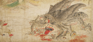 Shinchū, The Divine Insect, Extermination of Evil (J., Hekija-e)_1