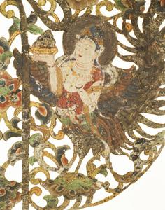 "Keman (Pendant ornament in Buddhist sanctuary), No. 7 (""To"")_2"