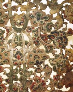 """Keman (Pendant ornament in Buddhist sanctuary), No. 2 (""""Ro"""")_2"""