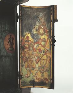 Feretory for Daihannya (Mahā prajñā) sūtras_1