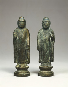 Standing Buddha Statuettes