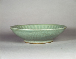 Dish (Excavated from a Tomb of Izumo-Ogitochi, Shimane)