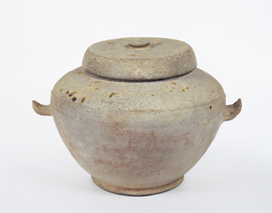 Cinerary urn (Excavated from the tomb of priest Dōyaku, Nara)_3