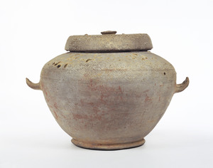 Cinerary urn (Excavated from the tomb of priest Dōyaku, Nara)_4