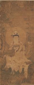 White-Robed Guaneum (Pāṇḍaravāsinī)