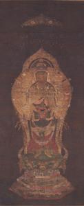 Thousand-Armed Kannon (Sahasrabhūja); Kannon (Avalokiteśvara)