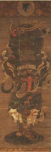 Twelve Heavenly Deities (Devas), Fū Ten (Vāyu)