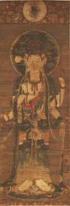Twelve Heavenly Deities (Devas), Bon Ten (Brahma)
