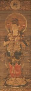 Twelve Heavenly Deities (Devas), Nitten (Ābitya or Sūrya)