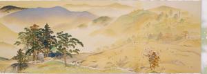 Kusamakura, Illustrated Novel written by Natsume Sōseki