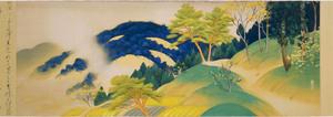 Kusamakura, Illustrated Novel written by Natsume Sōseki_3