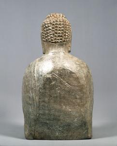 Maitreya (Excavated from sutra mound at Hachigatamine, Nagasaki)_1