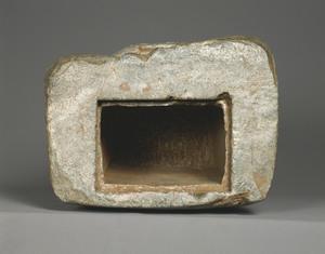 Maitreya (Excavated from sutra mound at Hachigatamine, Nagasaki)_2