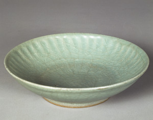Dish (Excavated from a Tomb of Izumo-Ogitochi, Shimane)_1
