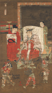 Ten Kings of Hell, Qinguang Wang (J., Shinkō Ō)