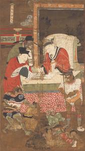 Ten Kings of Hell, Songdi Wang (J., Sōtei Ō)