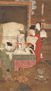 Ten Kings of Hell, Wuguan Wang (J., Gokan Ō)