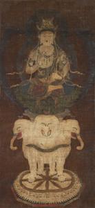Fugen Enmei (Vajrāmoghasamayasattva)