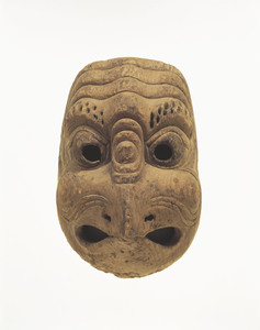 """Bugaku Mask """"Korobase"""""""