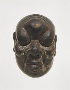 """Bugaku Mask """"Ni-no-mai Haremen"""""""