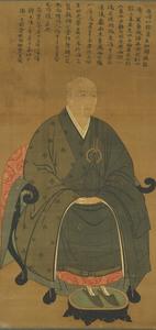 安東円恵像