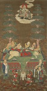 Nirvana (Death) of the Buddha