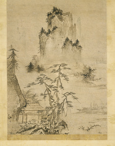 山水図(水色巒光図)_8