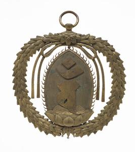 Keman, Pendant Ornament in Buddhist Sanctuary (No.5)_1