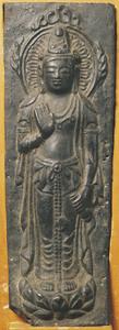 Standing Kannon Bosatsu (Avalokiteśvara)