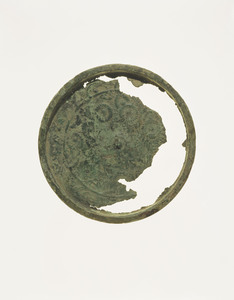 銅鏡(出土地不明) 銅鏡(出土地不明) 奈良国立博物館  銅鏡(出土地不明)
