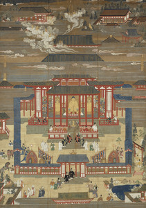 Illustrated Legends of Tōdai-ji Temple