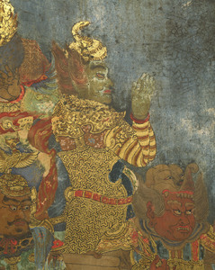 Feretory for Daihannya (Mahā prajñā) sūtras_18
