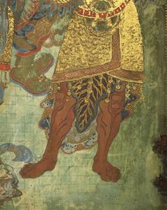 Feretory for Daihannya (Mahā prajñā) sūtras_14