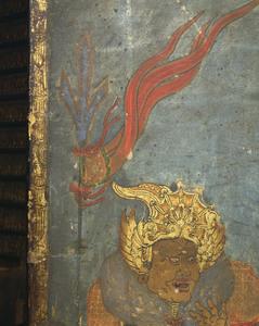 Feretory for Daihannya (Mahā prajñā) sūtras_9