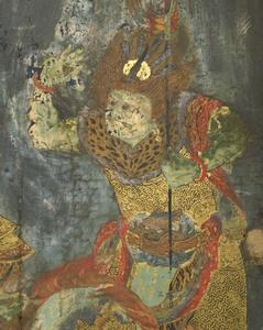 Feretory for Daihannya (Mahā prajñā) sūtras_10