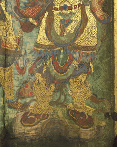 Feretory for Daihannya (Mahā prajñā) sūtras_4