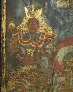 Feretory for Daihannya (Mahā prajñā) sūtras_5