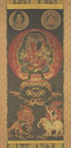 Ryōzu Aizen Myōō (Rāgarāja)