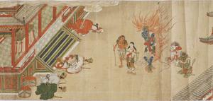 Illustrated Legends of the Weeping Fudō Myōō (J., Naki Fudō Engi)