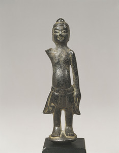 Standing Shaka (Śākyamuni) at Birth