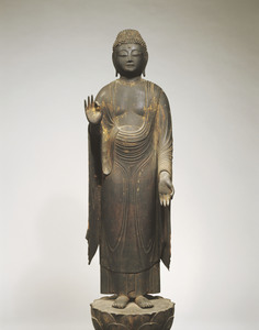Standing Amida Nyorai (Amitābha)