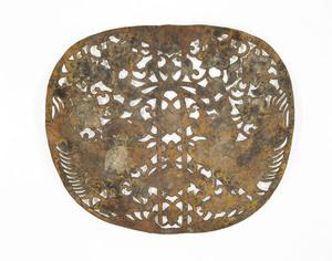 "Keman (Pendant ornament in Buddhist sanctuary), No. 1 (""I"")_1"