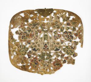 """Keman (Pendant ornament in Buddhist sanctuary), No. 2 (""""Ro"""")_1"""
