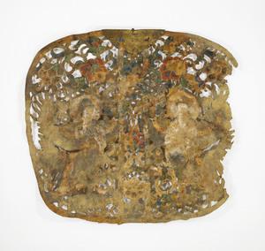 """Keman (Pendant ornament in Buddhist sanctuary), No. 4 (""""Ni"""")_1"""